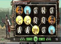 steam tower video slot